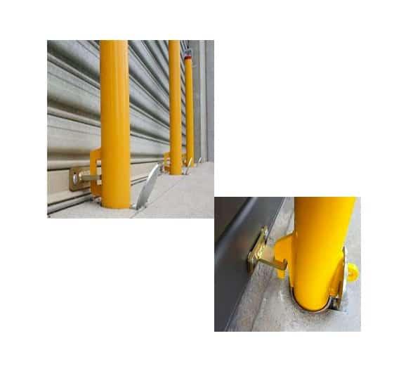 Roller Door Protection
